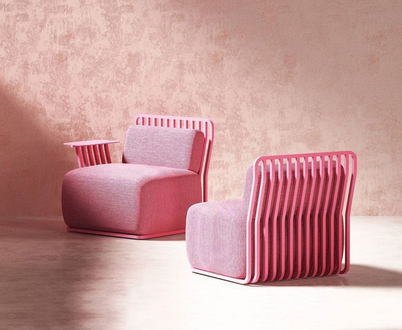 GRILL Furniture Collection by Mut Design for Diabla