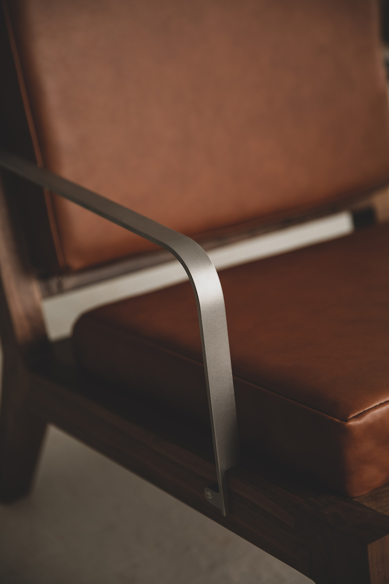 INSTRMNT APPLIED LOUNGE CHAIR