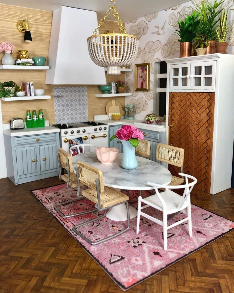 Inspire Yourself with These Ultra Realistic Dollhouse Miniatures