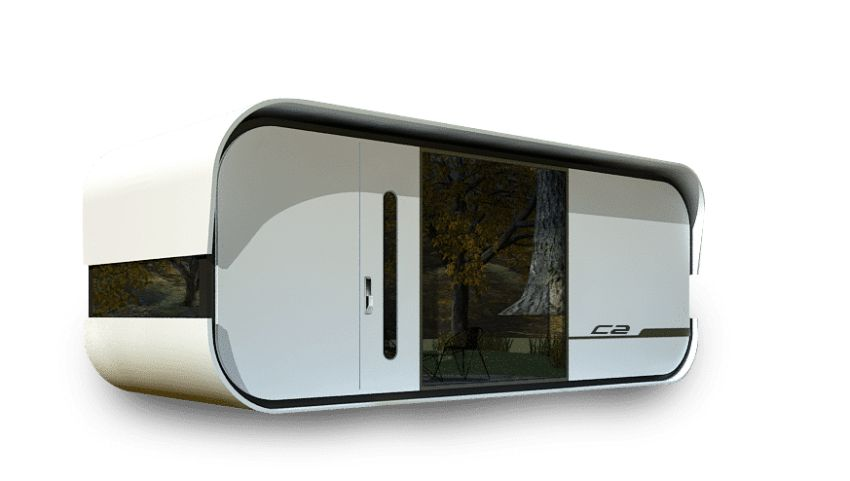 Nestron Launches Cube Two Smart Tiny Home Priced at $59,000