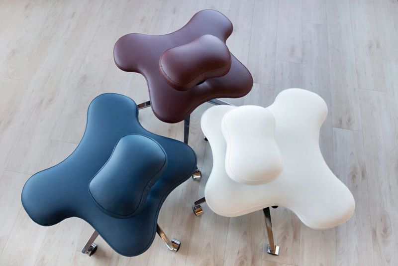 Soul Seat Chair Lets You Sit in Cross-Legged Position