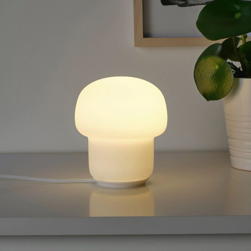 TOKABO Table Lamp - Mushroom Lamps are Hottest Home Décor Trend on Instagram