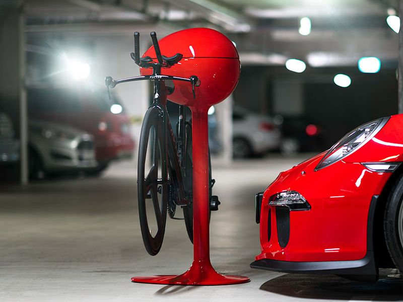 Vadolibero Launches NEOS CUSTOM Bike Racks