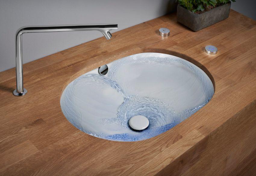 VitrA Releases Metropole Auto-Clean Washbasin