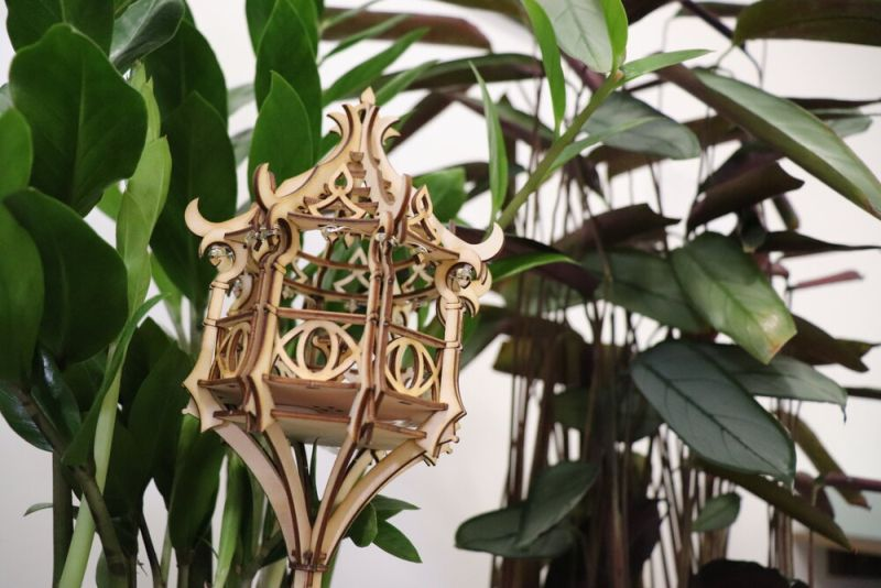 You will Love Assembling These Tiny Treehouses From Scratch