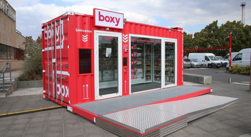 CAPSA Container to Work on Award-Winning Shipping Container Office Design