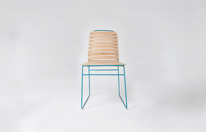 Filou Chair by Nui Studio