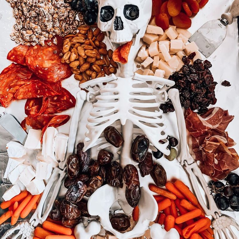 These Halloween Grazing Boards will Inspire You to Make Your Own