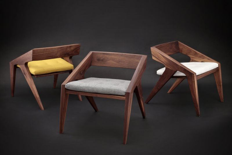 Hank Chair by Jory Brigham for Wood Whisperer Guild
