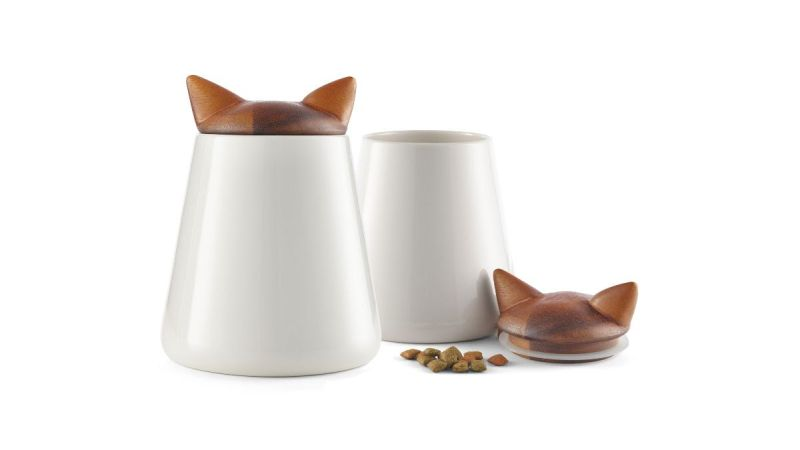 Karim Rashid and nambe pet collection maade of special alloy