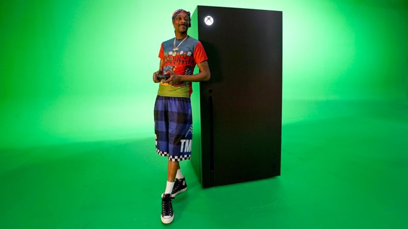 Microsoft Giving Away Xbox Series X Fridge to One Lucky Winner