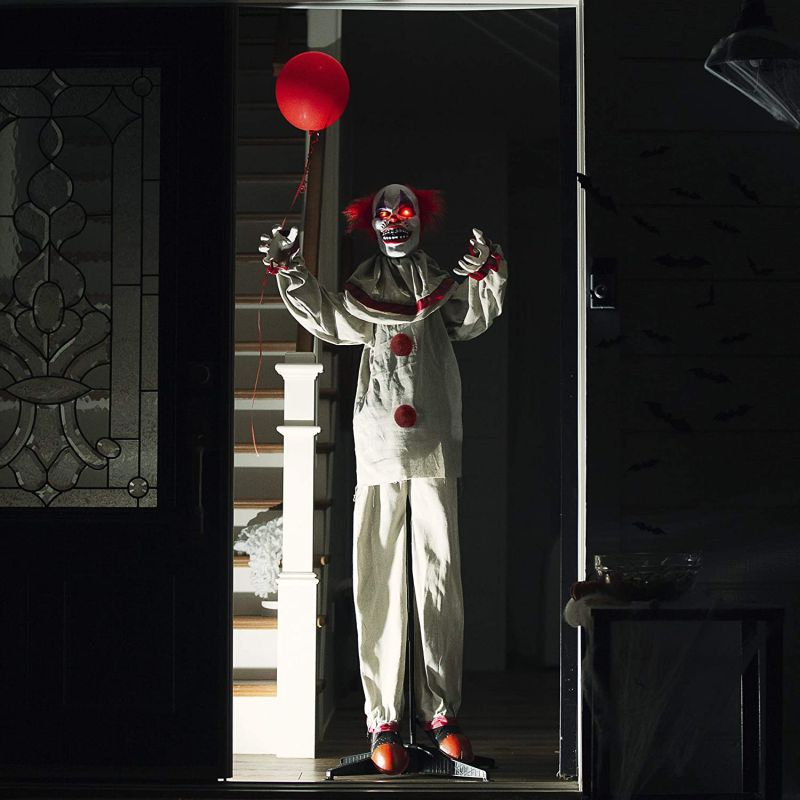 Motion Activated Clown Animatronic
