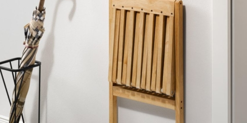 Pro-Idee's Folding Chair is Ideal for Small Living Spaces
