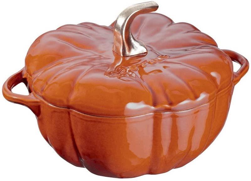 Staub Pumpkin Pot