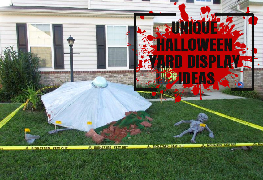 Unique-Halloween-Yard-Display-Ideas