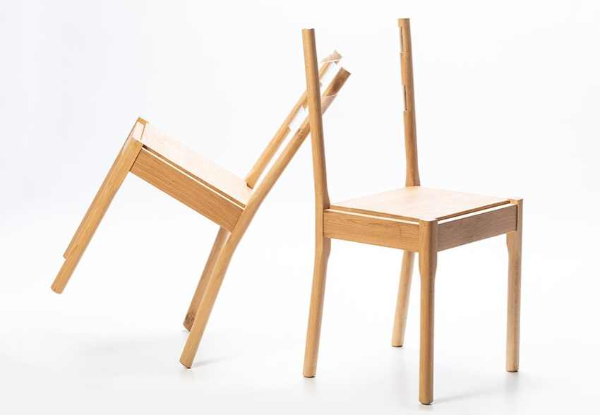 Welter Chair By Minimal Studio