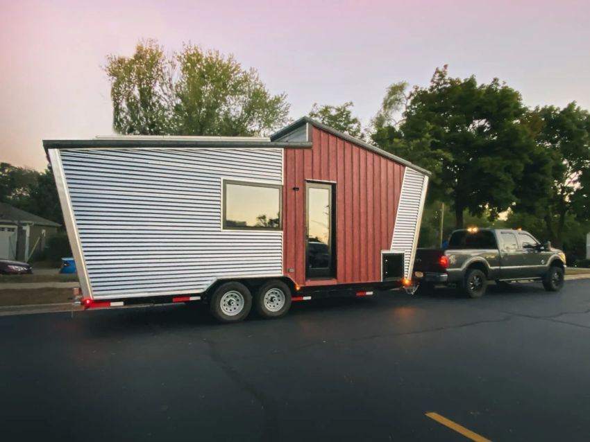 GoSun is Launching Solar-Powered Dream Tiny House Soon
