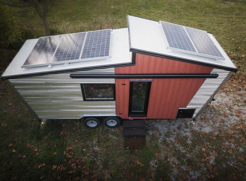 GoSun is Launching Solar-Powered Dream Tiny House Soon