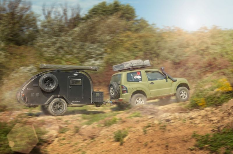Mini-Caravans by Procamp are Highly Customizable