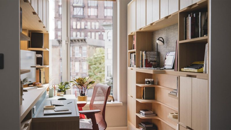 Ori Living Launches Space-Saving Pocket Office