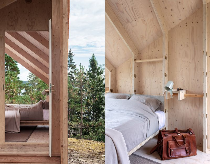 Space of Mind Prefab Cabin by Studio Puisto can be Placed Anywhere