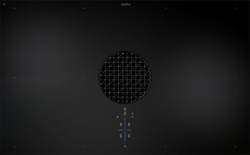 BORA XPure Induction Cooktop Comes with Integrated Extractor