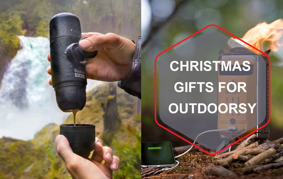 Christmas Gift Ideas for Outdoor Enthusiasts