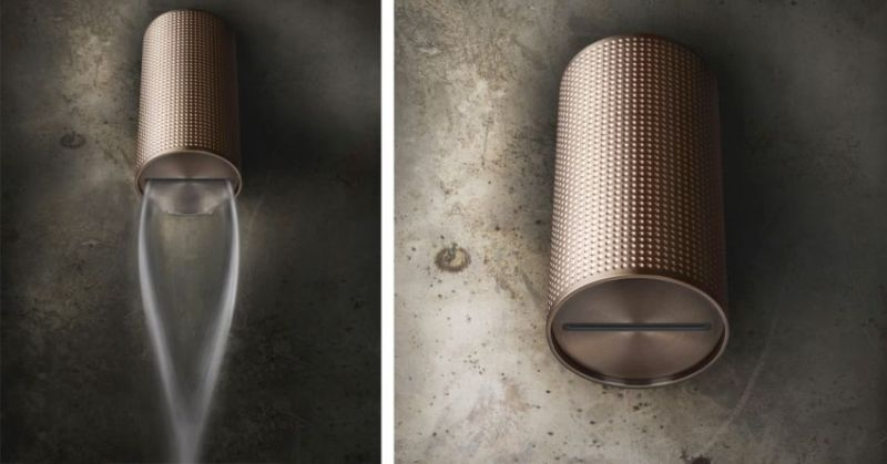 Gessi Launches Spotwater Collection of Shower Heads