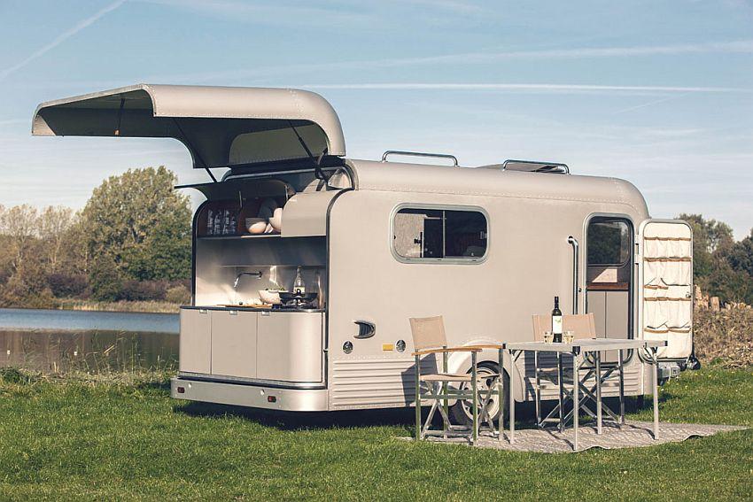 Lume Traveler Camper