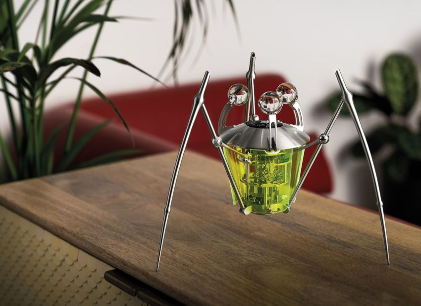 MB&F and L'Epée 1839 Collaborates for T-Rex-Shaped Clock