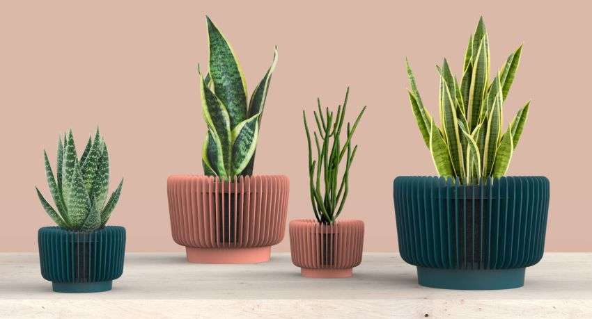 OXY Planter Pot Designed by KABO & PYDO for OPEKO
