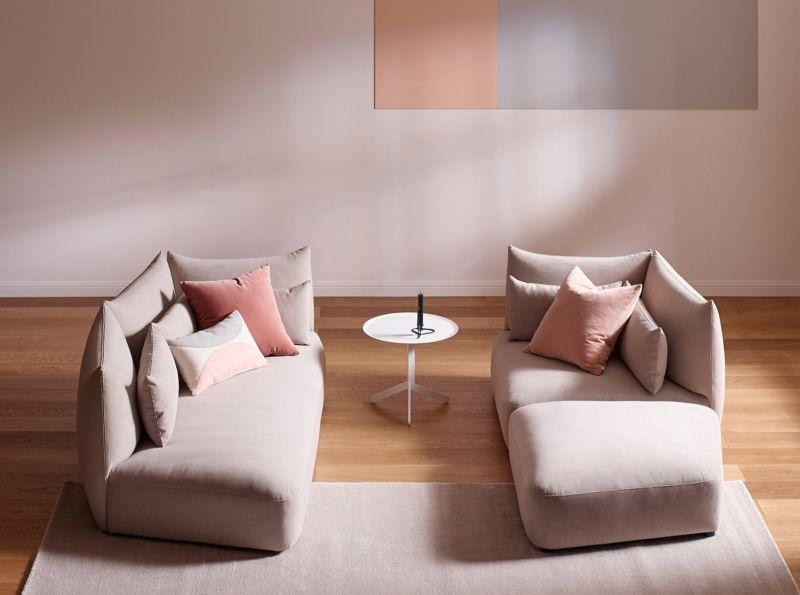 Querencia Modular Sofa Designed by Claudio Bellini for Alloso