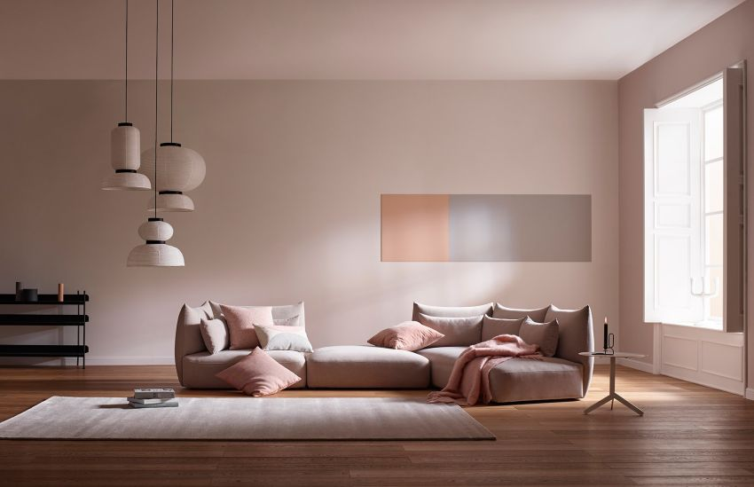 Querencia Modular Sofa Designed by Claudio Bellini for Alloso
