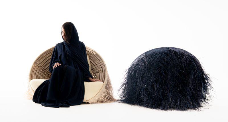 Safeefah Chairs by Ghaya Bin Mesmar and MERMELADA ESTUDIO