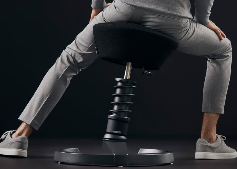 Aeris Swopper Chair Keeps Your Body Moving While You Work