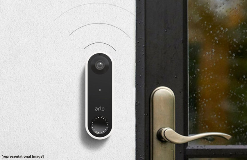 Arlo Touchless Video Doorbell is Ideal for Covid 19 Era