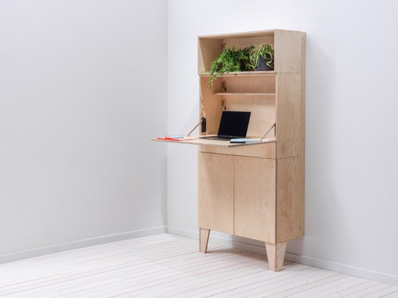 Arnie.M Modular Workspace Adapts to Changing Needs