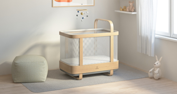 Cradlewise AI Smart Crib