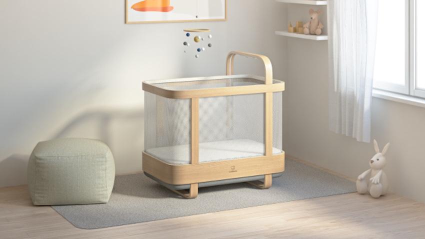 Cradlewise AI Smart Crib
