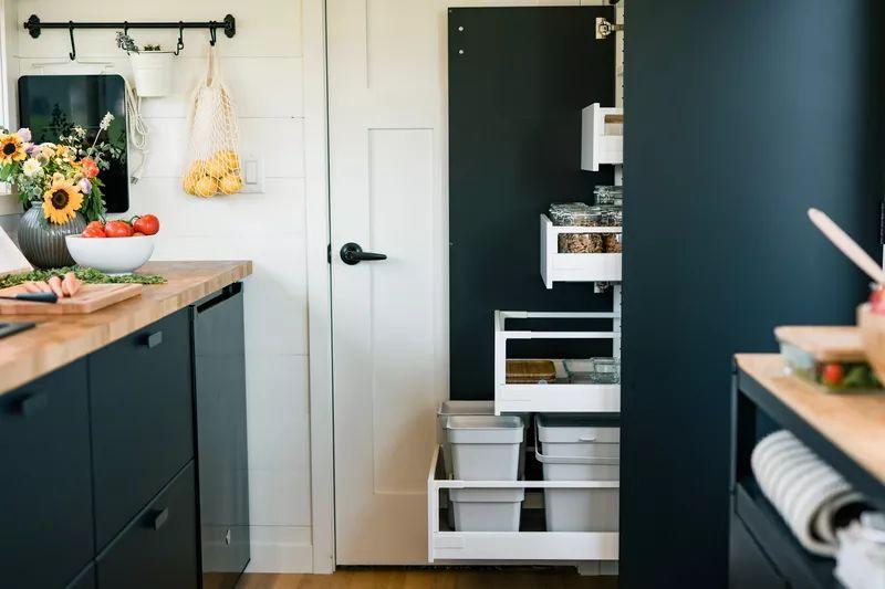 Escape Traveler Custom Builds Tiny House on Wheels for IKEA