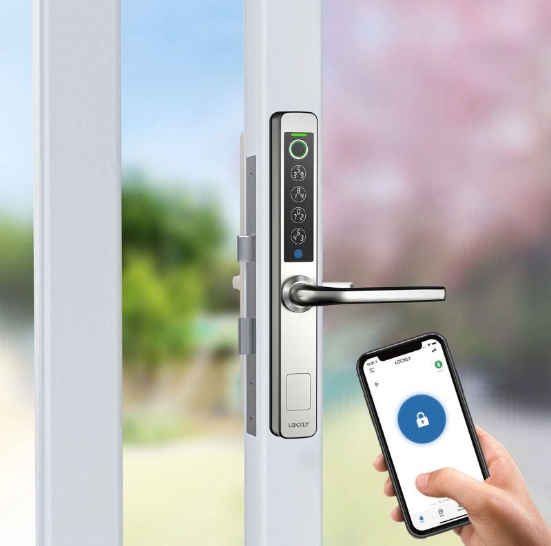 Lockly Exhibits New Smart Door Locks at CES 2021
