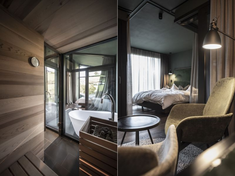 NOA* Designs New Treehouse Cabins on Stilts at Parc Hotel Florian
