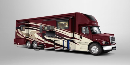 Newmar's 2021 Supreme Aire Motorhome is Designed for Luxury Living on Road