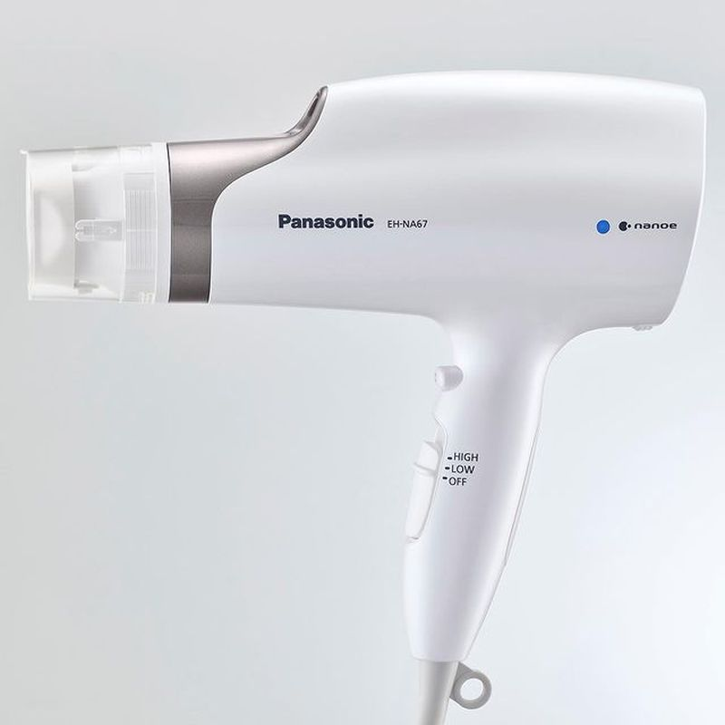 Panasonic Introduces New Hair Dryer with nanoe Technology at CES 2021