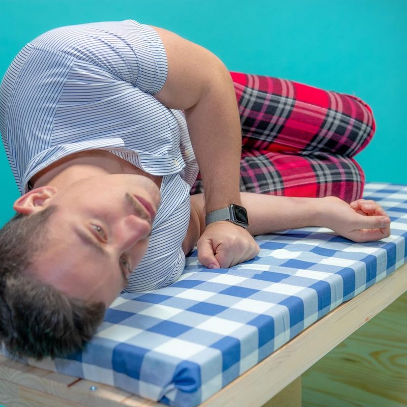 PowerNap Desk by Unnecessary Inventions