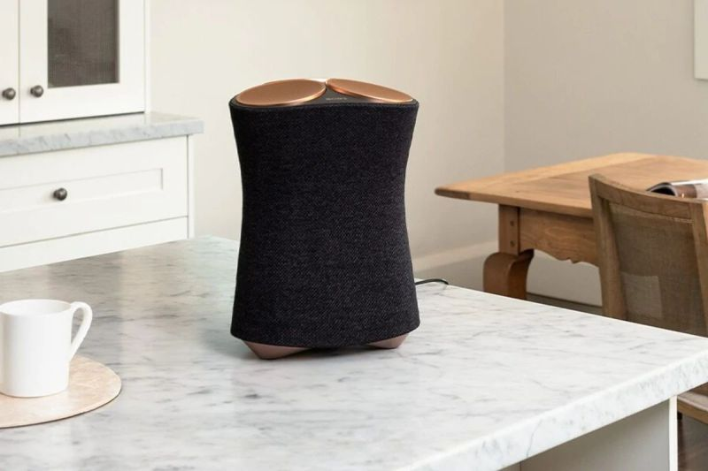 Sony's Launches Wireless Speaker With 360 Reality Audio Technology