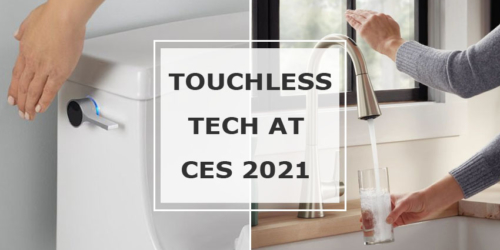 Touchless Products Launched at CES 2021 that Help in Reducing COVID-19 Risks