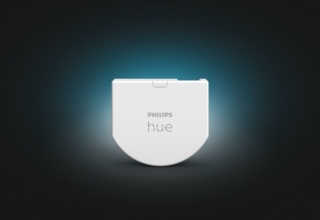 With New Philips Hue Wall Switch Module Smart Lights are Always Reachable
