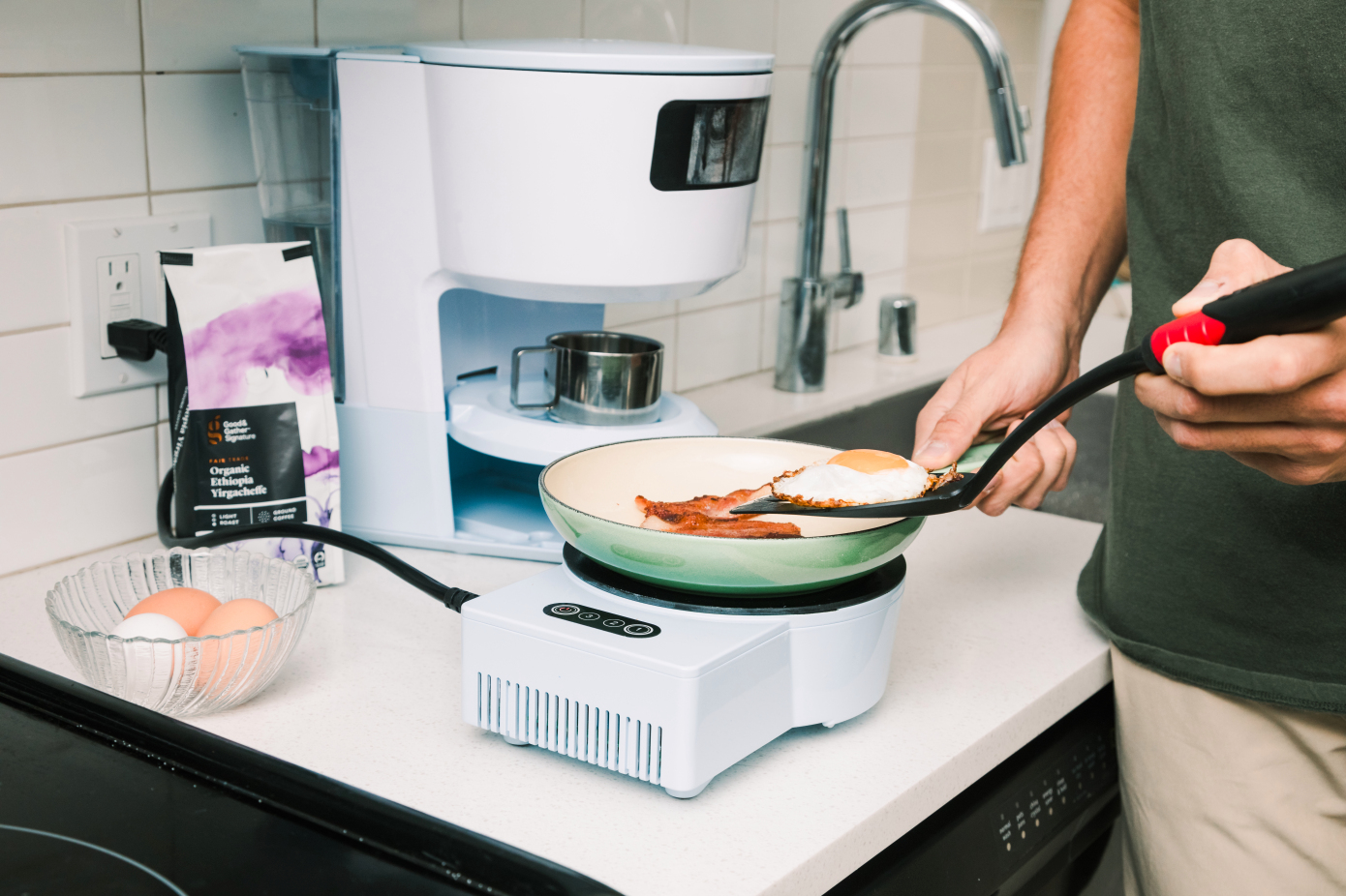 Takumi Smart Cooking Appliance by Yo-Kai Express is Ideal for Busy People