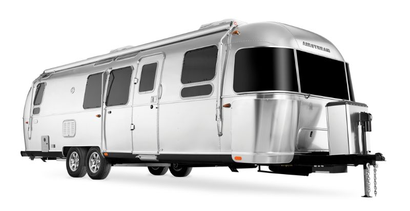 Airstream Launches Flying Cloud 30FB Office Floor Plan